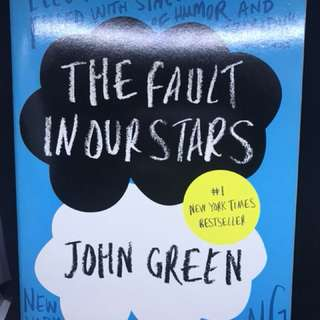 The Fault in our Stars by John Green (SB)