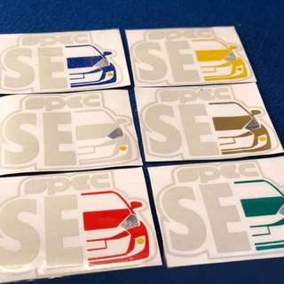 SPEC SE.... ( Myvi ) . Sticker Reflec . Ready Stock... . Terus Whtapp 0105777155 . . . Ambik Borong Utk Berniaga Pun Bleh...