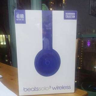 Beatssolo3 wireless- neighbour collection