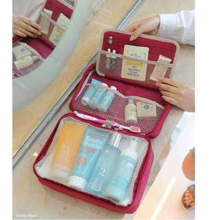 Brand New Travel Toiletries Organiser