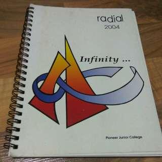 PJC 2004 Diary