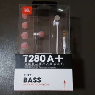 JBL T280 A+