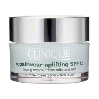 Clinique Repairwear Uplifting SPF15/PA++ Firming Cream 1.7oz?50ml