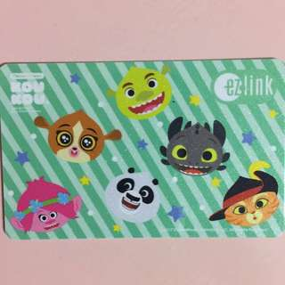 Limited Edition brand new Kou Kou Design ezlink Card For $14.