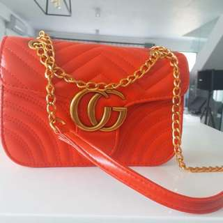 Gucci and chanel Bags