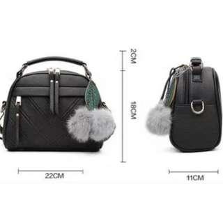 Angel wull Korean bag