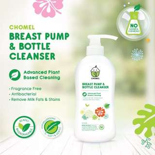 CHOMEL Breast Pump and Bottle Cleanser