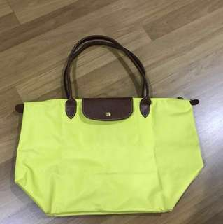 Original longchamp tote bag (large)
