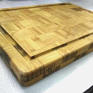 德國孖人牌竹砧板 雙人牌 Zwilling chop board