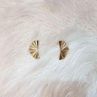 H&M Fan Earrings