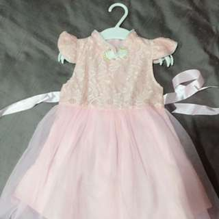 Baby kids qipao dress