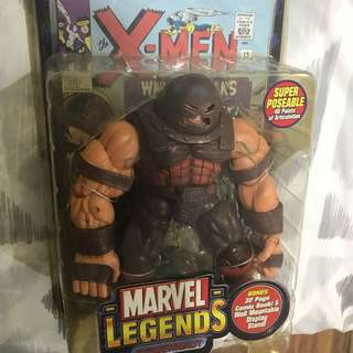 Marvel Legends Juggernaut
