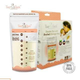Breast Milk Storage Bag (25 bags)  12 Oz