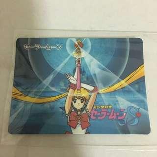 🚚 懷舊童年 美少女戰士 貼紙卡