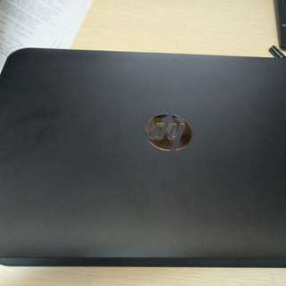 Hp notebook n2840