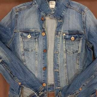 H&M Denim Jacket (woman)