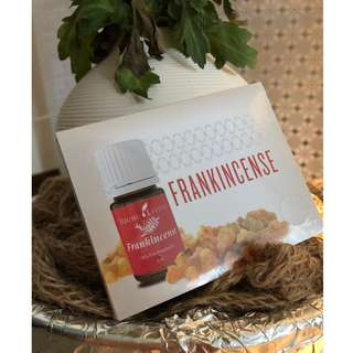 Young Living Essential Oil - Frankincense (5ml or 15ml) bottle will helprelieve chronic stress and anxiety, reducing pain and inflammation, boost immunity