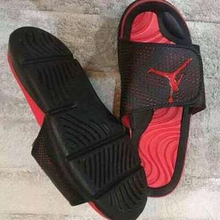 Jordan Slippers couple
