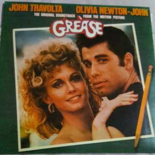LP》 Grease Soundtrack
