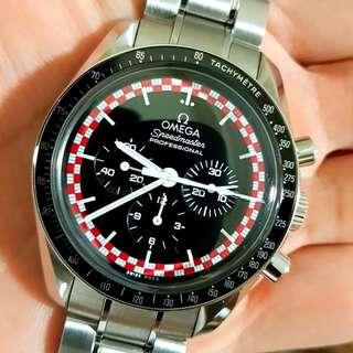 Omega Speedmaster TinTin