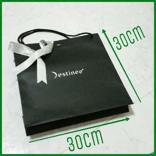 Destinee Paper Bag - Lee Hwa