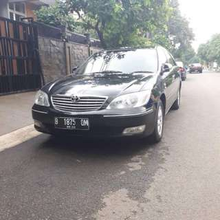 camry 2002 a/t type g