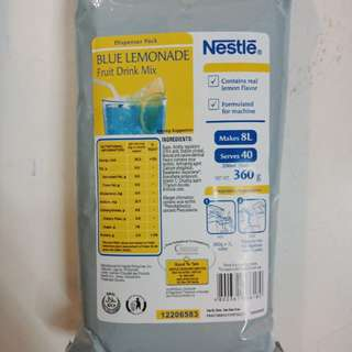 Nestle powder juice 200ml