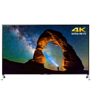 Sony 65 inches 4k UHD HDR android TV