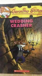 Geronimo Stilton - wedding crashed