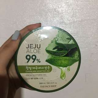 THE FACE SHOP FRESH SOOTHING GEL 300ml