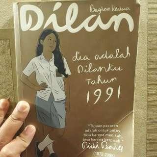 DILAN 1990 DAN 1991
