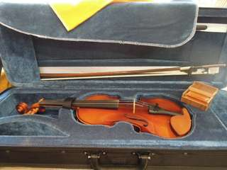 🚚 小提琴  適合初學成人 跟國中以上使用