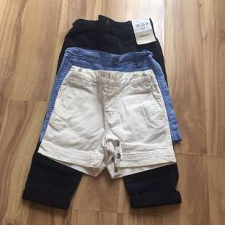 Chateau de sable shorts