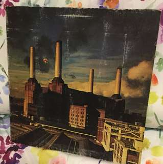 Pink Floyd lp vinyl Animals