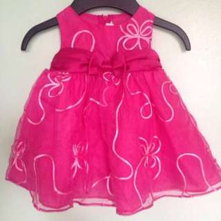 Baby Dress (Pink)