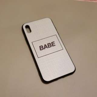 Iphone X case only 1 left