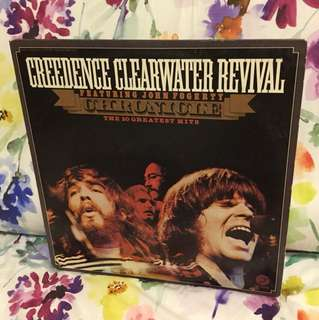 Vinyl Lp - CCR - Creedence Clearwater Revival