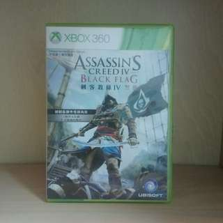 Assassin's Creed IV 4 Black Flag Xbox 360