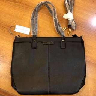 Charles and Keith Bag w/ sling