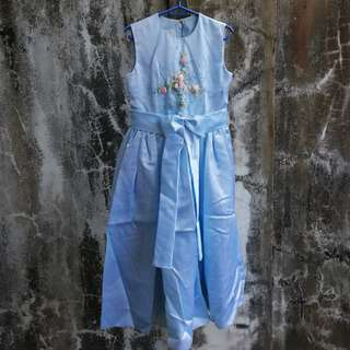 INNO SOTTO Blue Gown