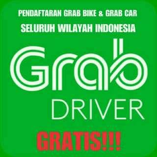 LOWONGAN Driver GrabCar Wilayah Jakarta, Tangerang, Karawang. Pendaftaran Gratis!