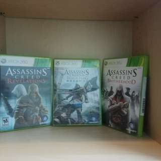 Assassin's Creed Combo Pack Xbox 360