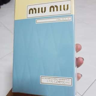 Miu miu L'eau Bleue 50 ml