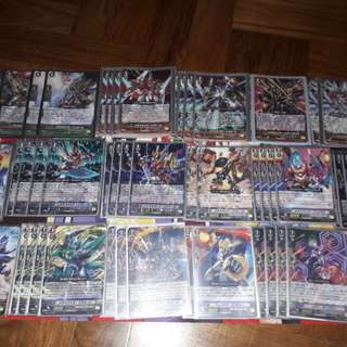 cardfight vanguard nova grappler victor deck