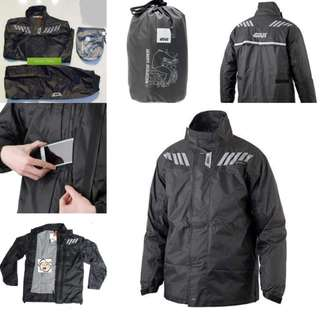 1202*** Givi Raincoat RRS04 Black 🤣🤣Thanks To All My Buyer Support 👌👌