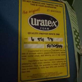 uratex foam queen size