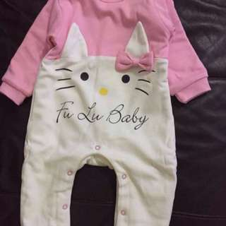hello kitty romper