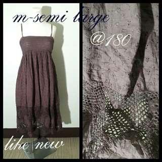 Summer dress/maxi