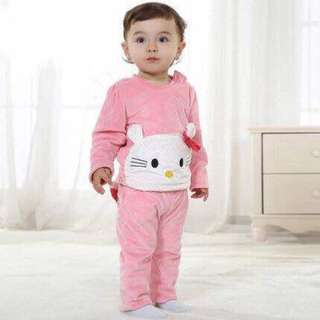 Hello kitty suit