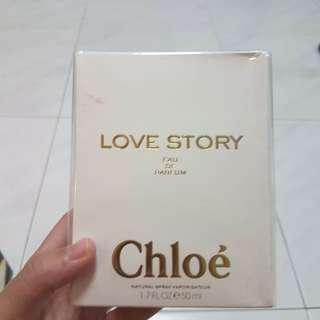 Chloe Perfume Love Story 50ml